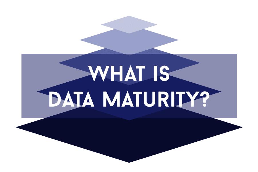 DX時代の成功を左右する「データ成熟度」とは?